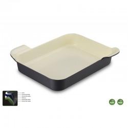 Korkmaz Brytfanna Ceramiczna Do Zapiekania Natura 6,3 L